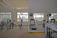 Park Place Condominiums Workout Room