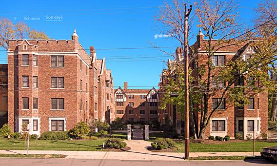 Cooper Historic Residences at Eden Park Condominiums